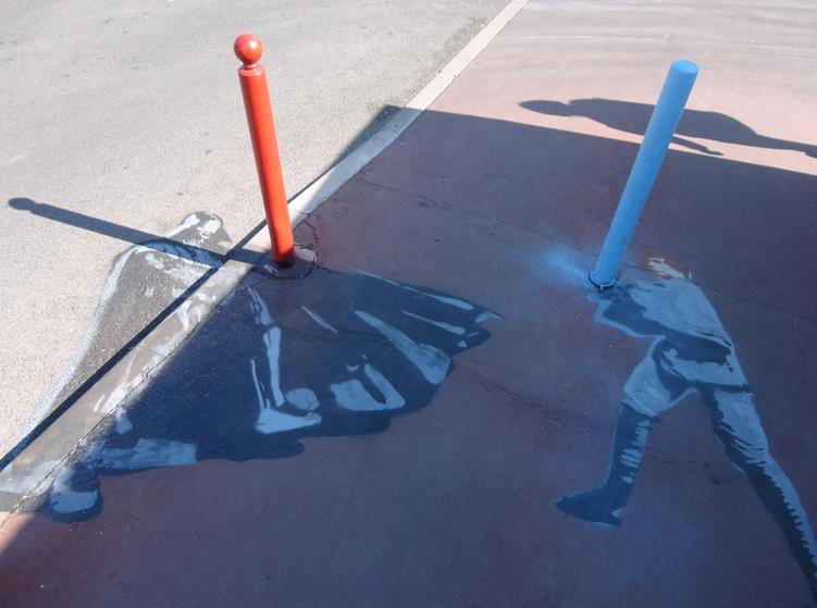 star wars graffiti 3D